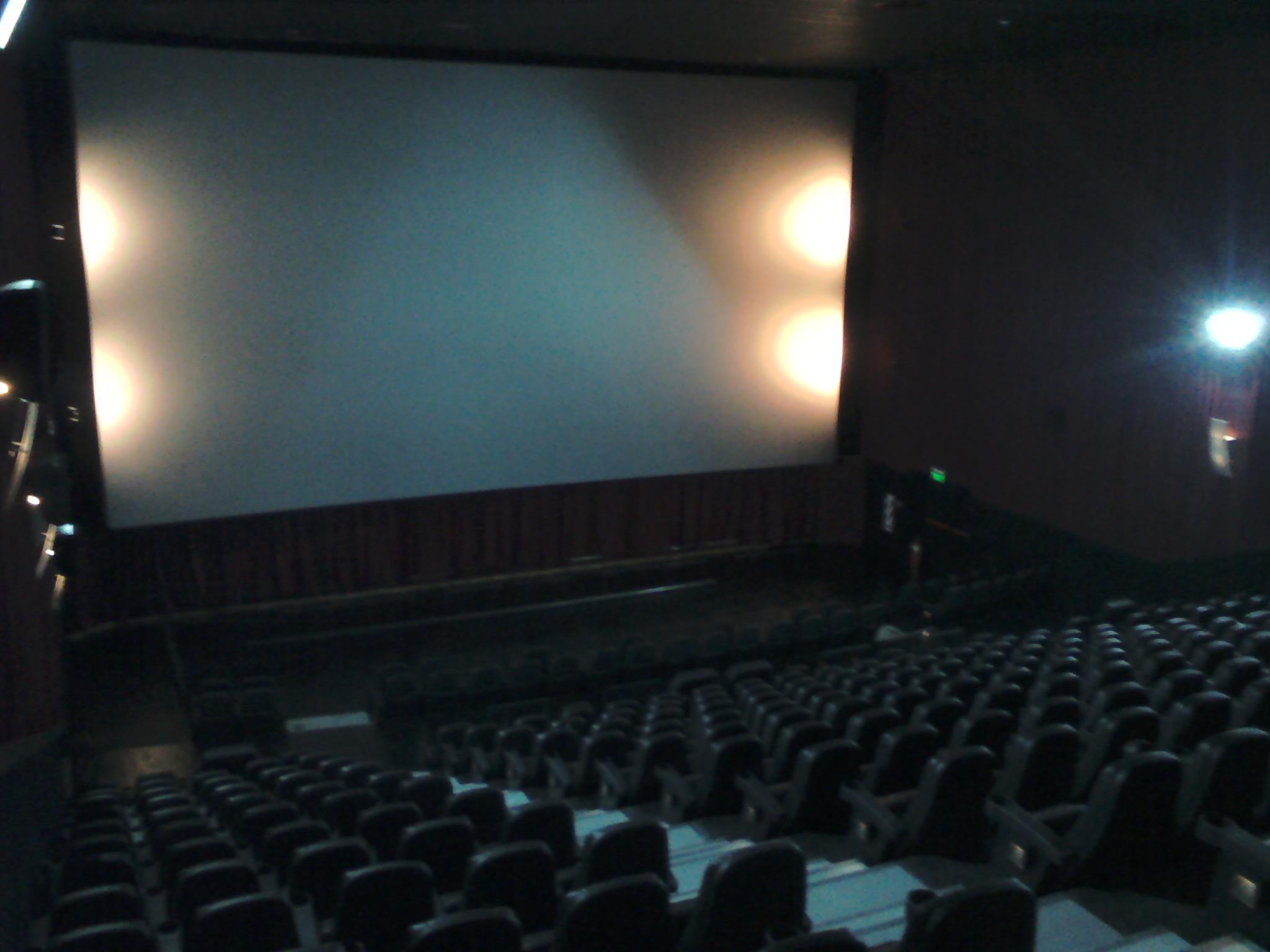 DOBILIA SA Construcciones - Cinemark Santa Fe - Sala 7 3D - 2