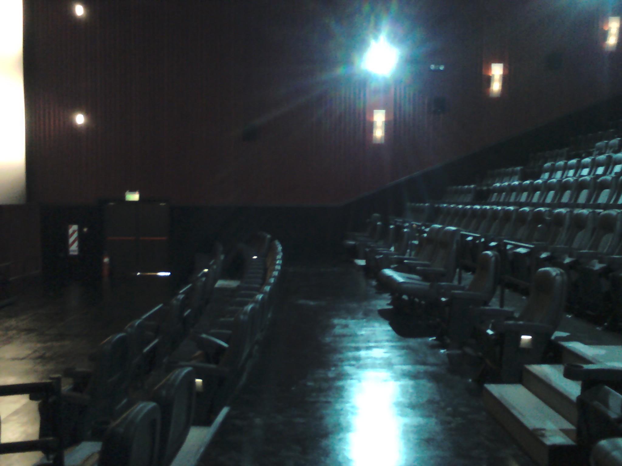 DOBILIA SA Construcciones - Cinemark Santa Fe - Sala 7 3D - 1