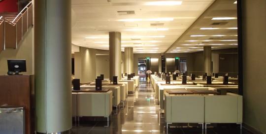 DOBILIA SA Construcciones - Hoyts Unicenter Premium - Sector Barra