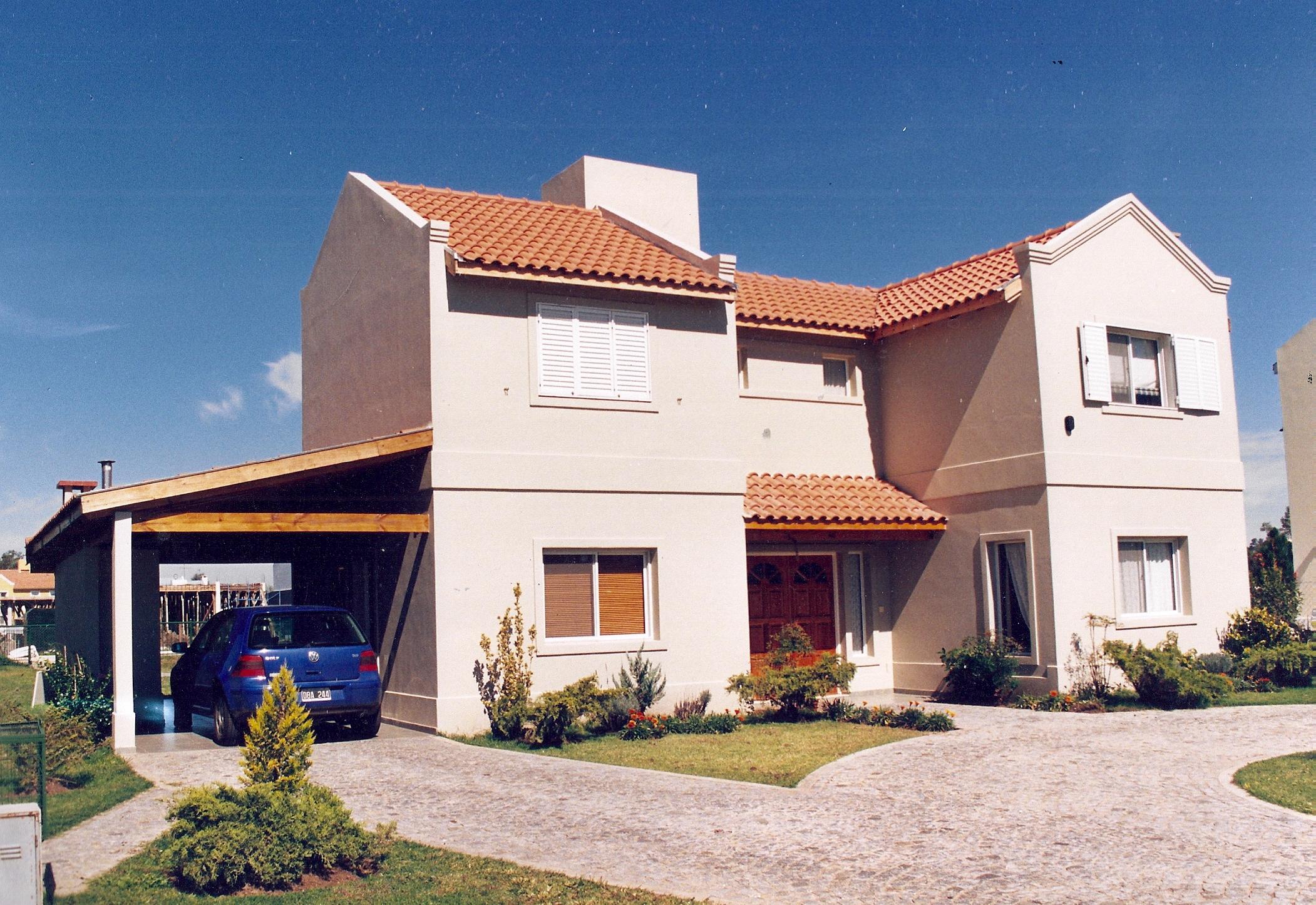 DOBILIA SA Construcciones - Casa Lote 23 - La Casualidad