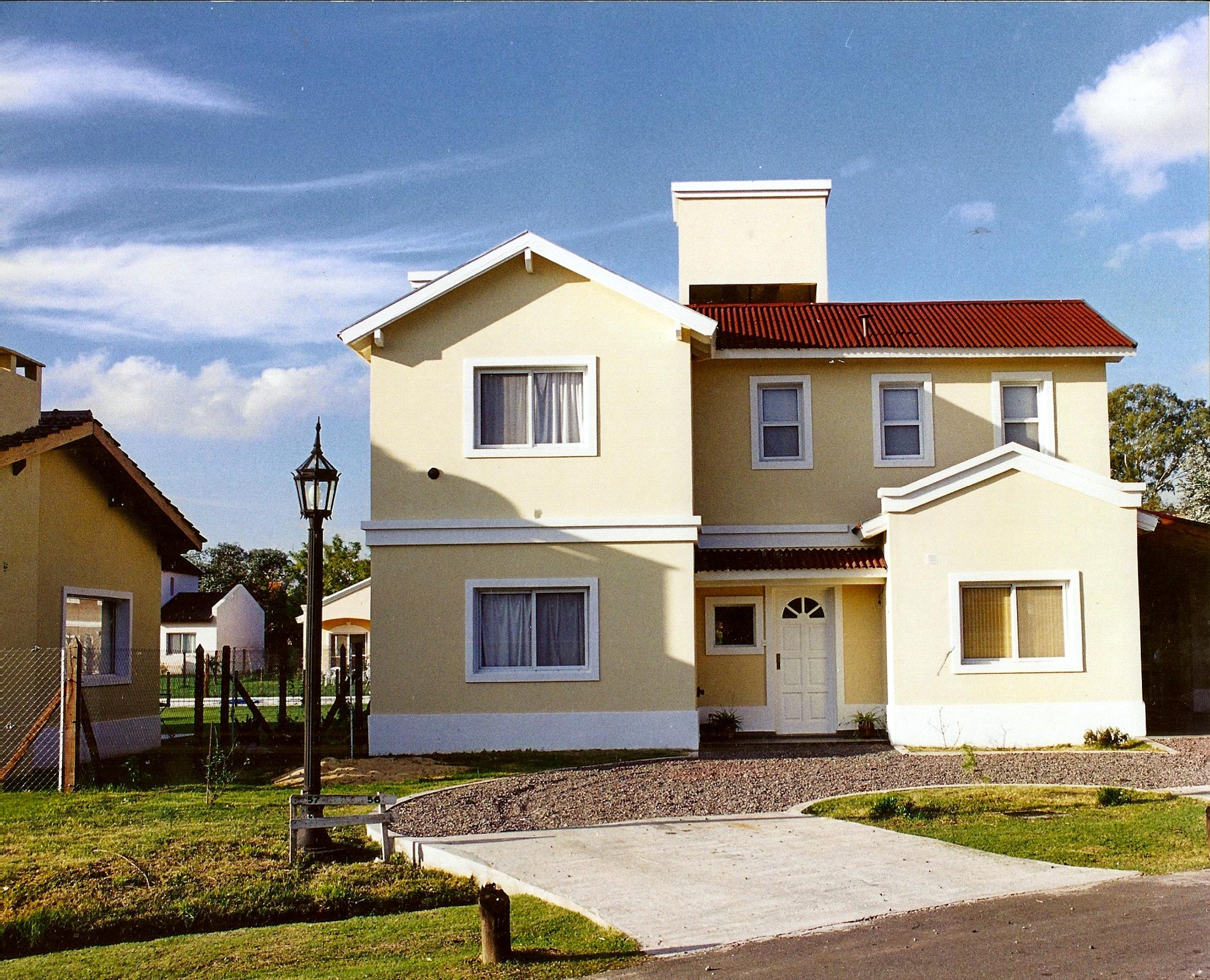 DOBILIA SA Construcciones - Casa Lote 48 - La Casualidad