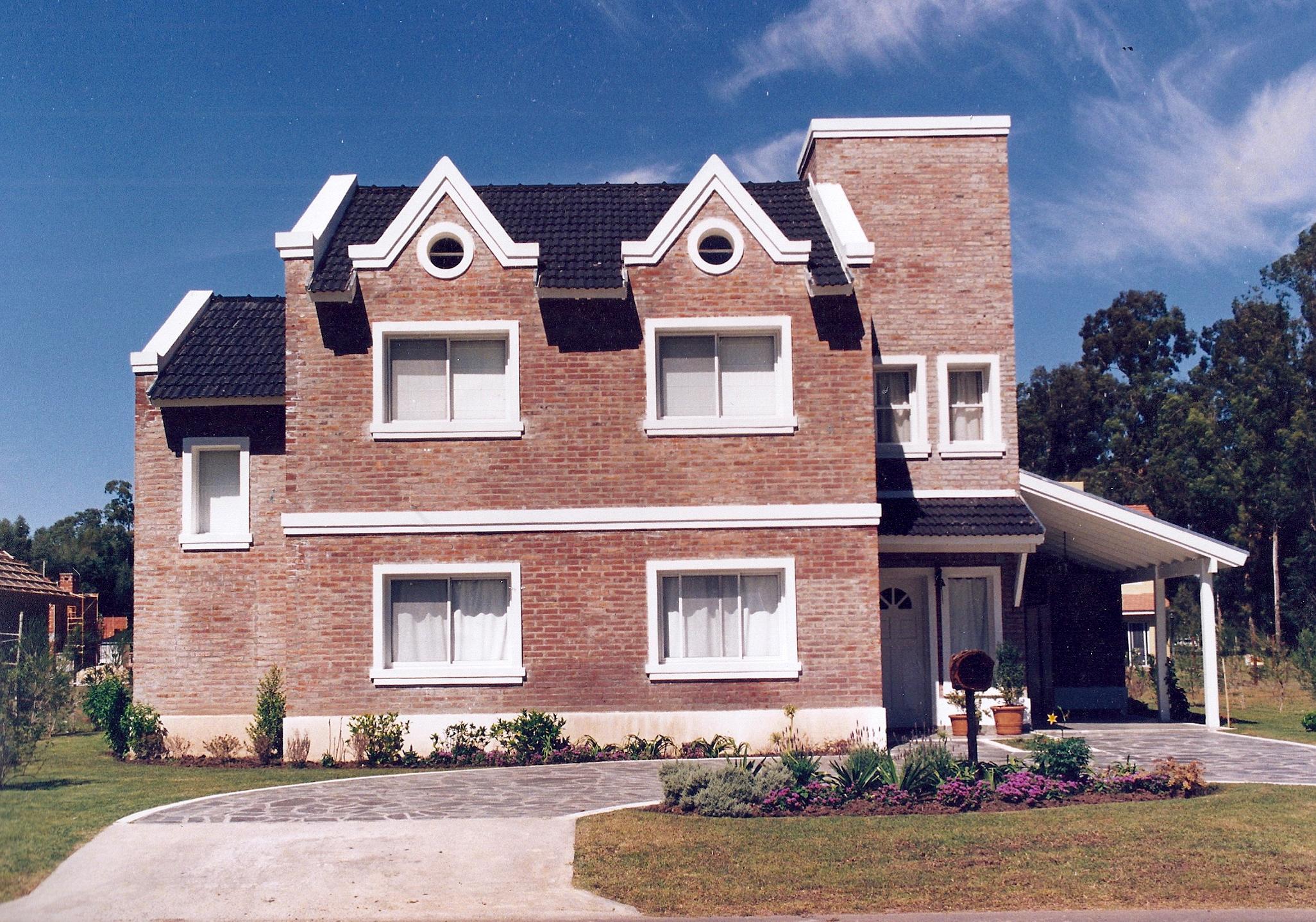 DOBILIA SA Construcciones - Casa Lote 92 - La Casualidad