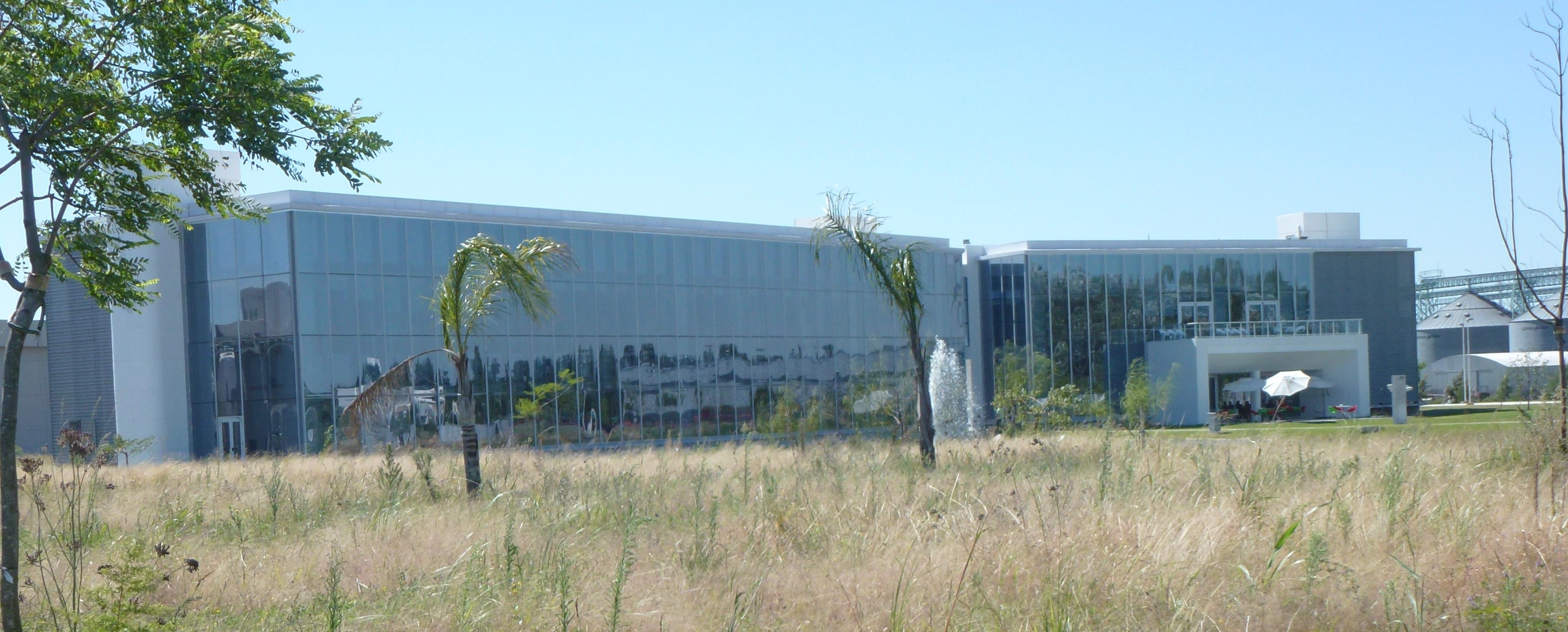 Dobilia SA Construcciones - SC Johnson & Son Arg SA - Planta Pilar 5