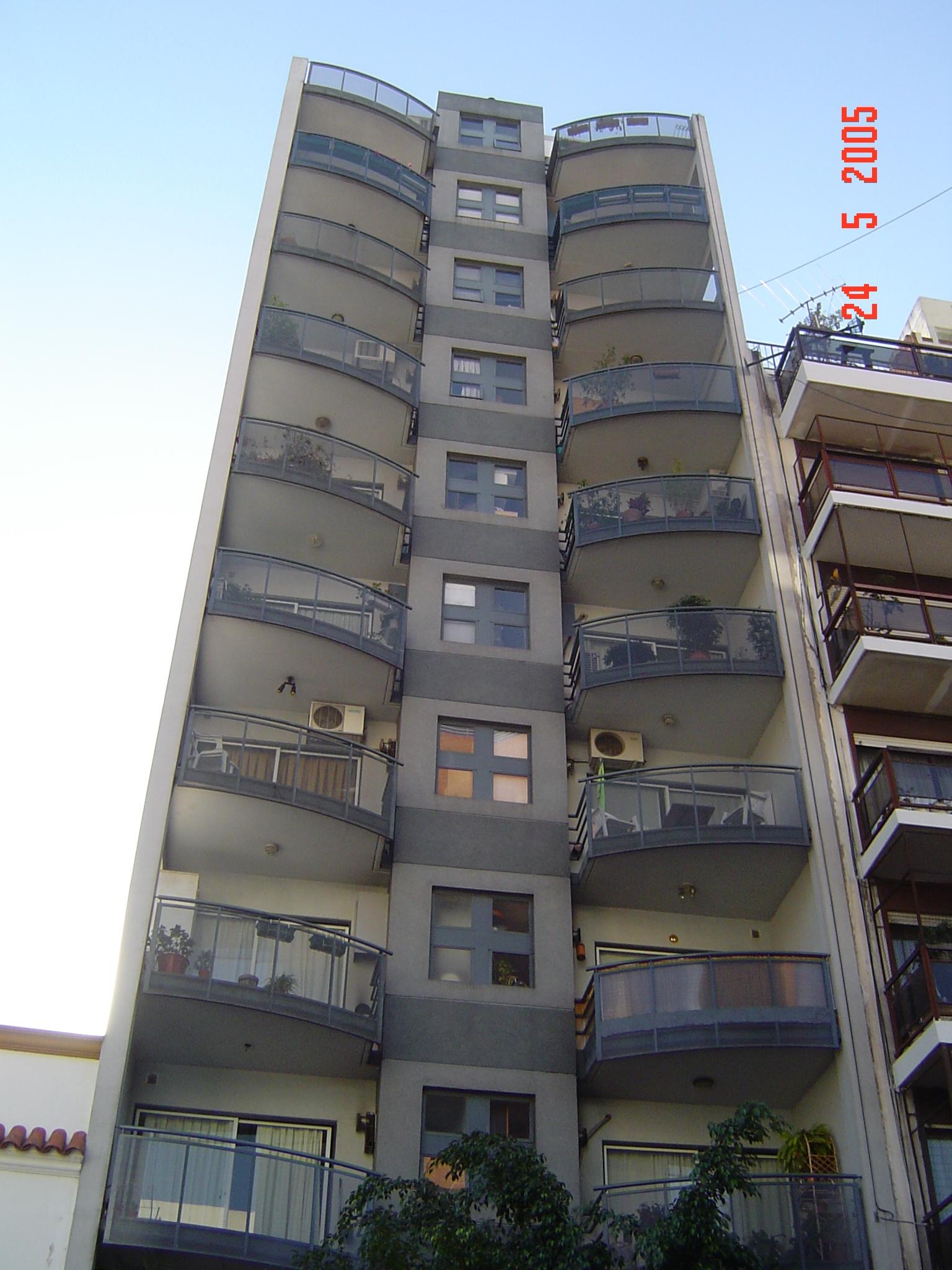 DOBILIA SA Construcciones - Propiedades Horizontales - Edificio Pedraza 2457-1