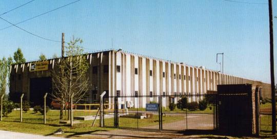Dobilia Construcciones SA - Planta Industrial Felix Simon