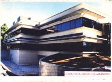 Dobilia SA Construcciones - Gillete Argentina S.A.