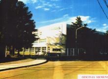 Dobilia SA Construcciones - Oficinas Siemens