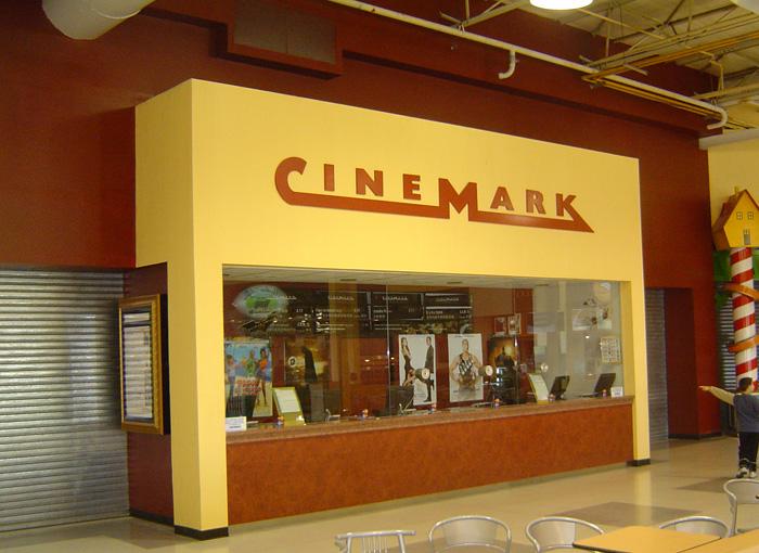 DOBILIA SA Construcciones - Edificios Comerciales - Cinemark Santa Fe